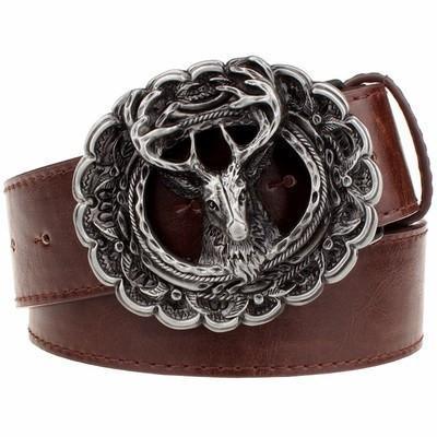 Ironhorn Leather Belt