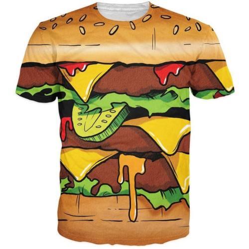 Burger Overload T-Shirt