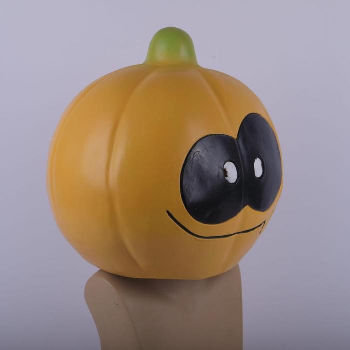 Friday Night Funkin Skid Cosplay Latex Helmet Halloween Props