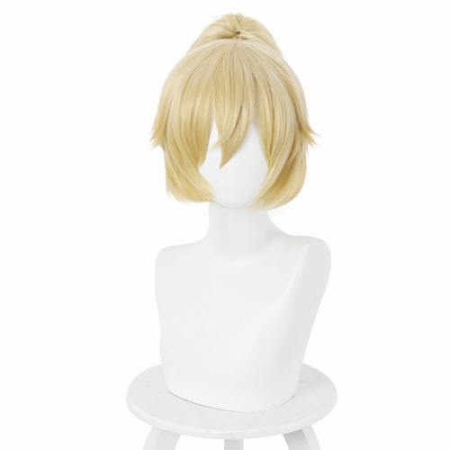 Anime Tenkuu Shinpan/High-Rise Invasion-Mayuko Nise Heat Resistant Synthetic Hair Carnival Halloween Party Props Cosplay Wig