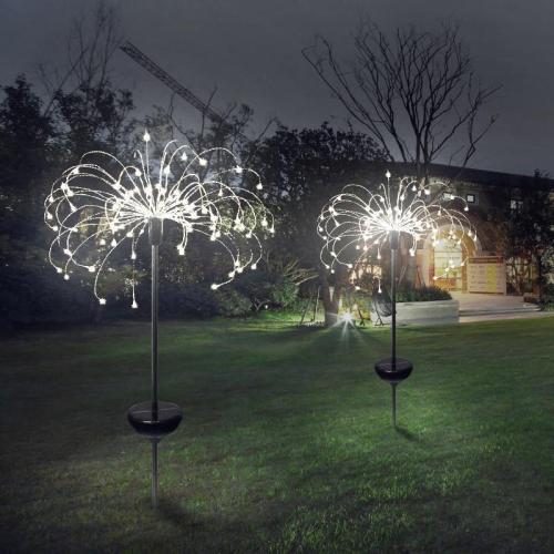 Led Solar Dandelion Lights