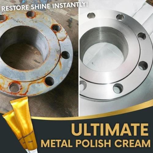 Ultimate Metal Polish Cream