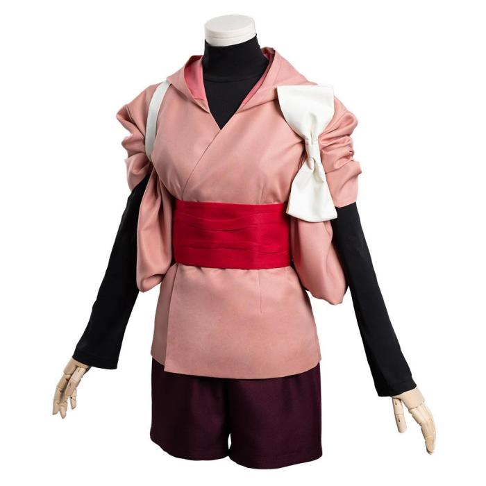 Star Wars: Visions - The Ninth Jedi Kara Outfits Halloween Carnival Suit Cosplay Costume