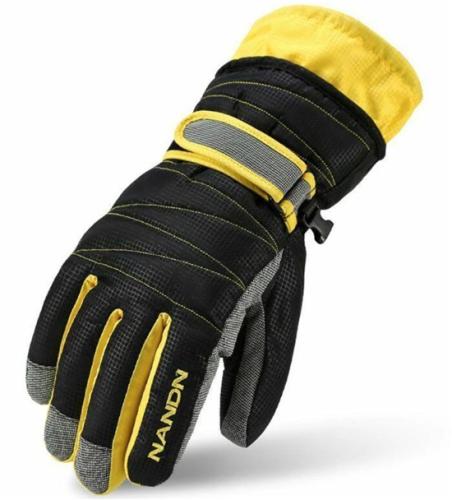 Unisex Winter Tech Windproof Waterproof Riding Gloves