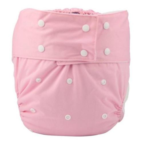 Pink Adult Diaper