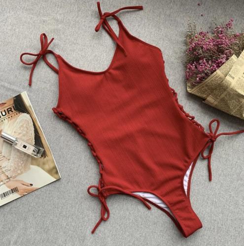 Tan Through Bikini