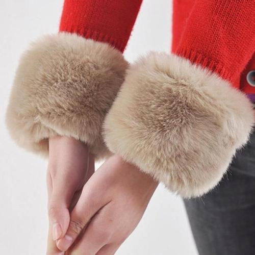 Detachable Fur Cuffs