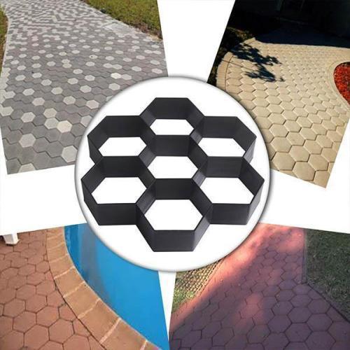 Mintiml Path Floor Mould