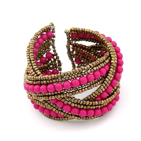 Deep Ocean Pearl Wrap Bracelet