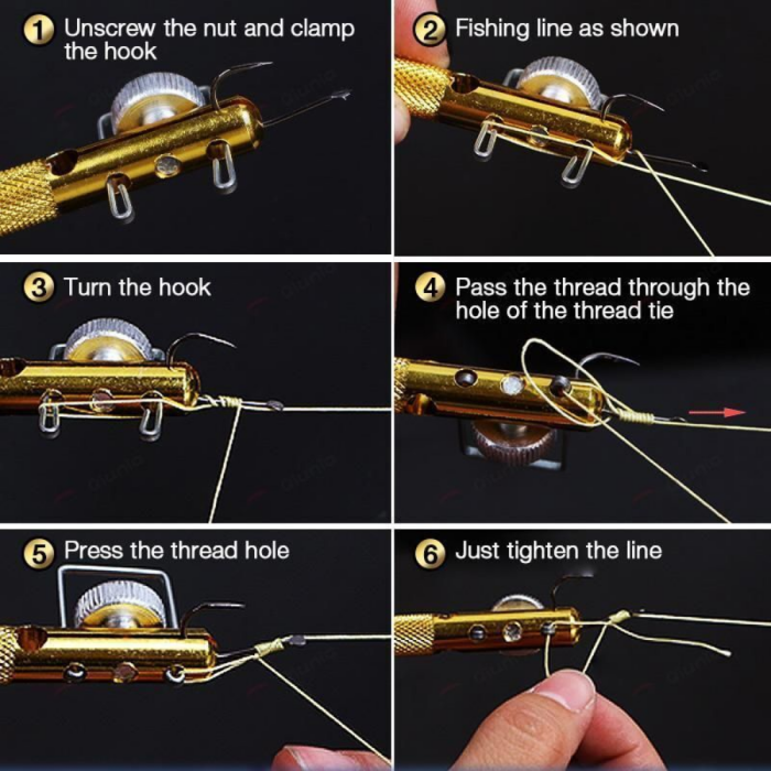 Instant Fishing Knot Tool