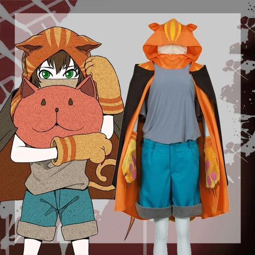 Your Turn To Die Gin Ibushi Halloween Cosplay Costume