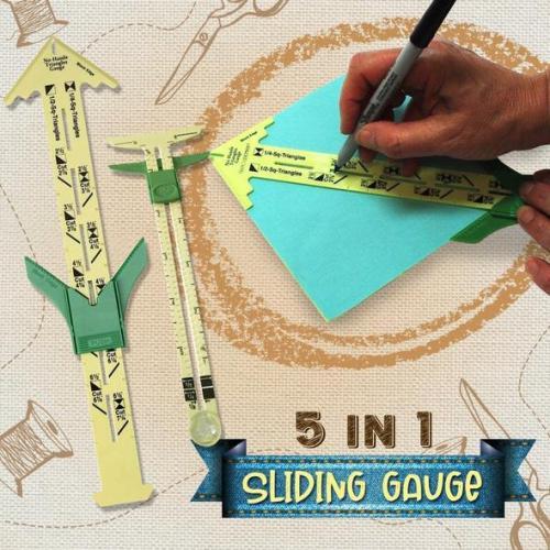 5 In 1 Sliding Gauge