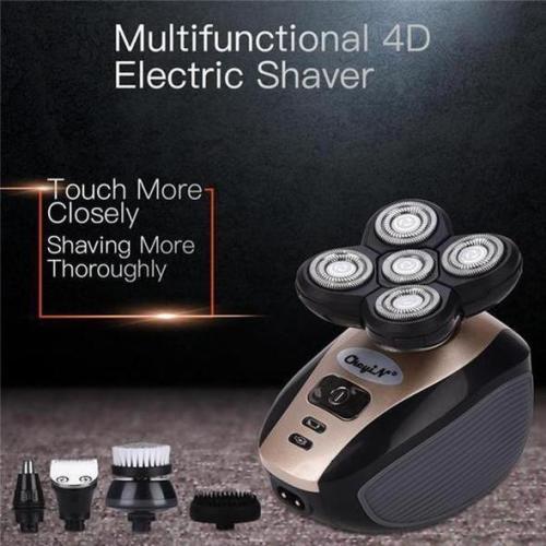 Premium 4D Electric Shaver