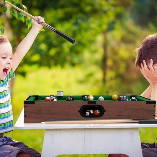 Classic Mini Table Top Billiards