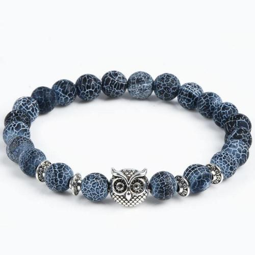 Owlguard Beads Bracelet