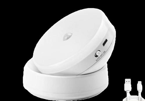 360 Smart Motion Sensor Magnetic Led Light
