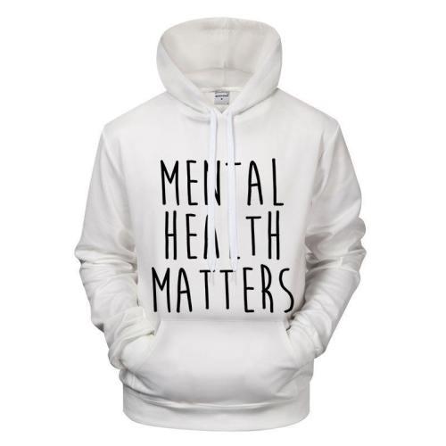 It Matters 3D - Sweatshirt, Hoodie, Pullover