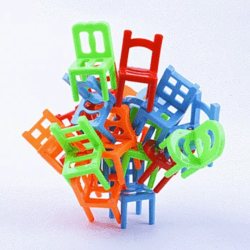 Chair Stack Game