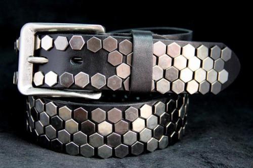 Dragonhide Leather Belt
