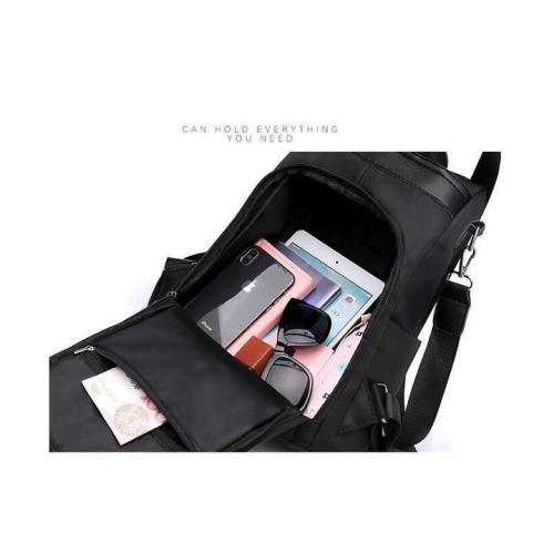 Nylon Multi-Functional Waterproof Outing Backpack