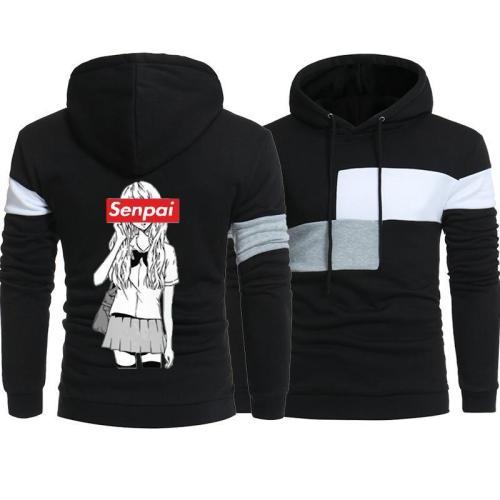 Men'S  Hip Hop Cotton Casual Coat