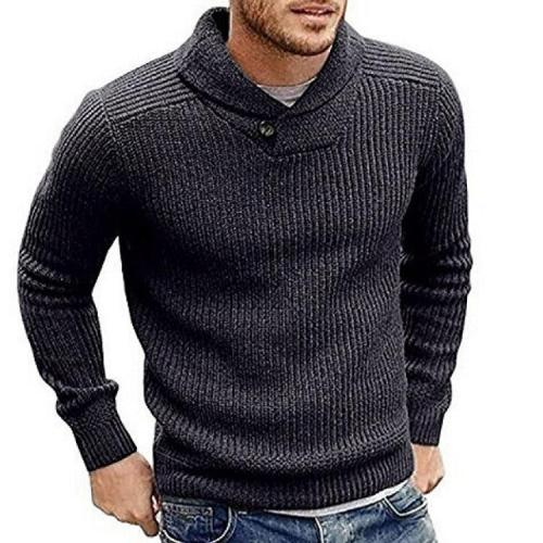 Men'S Thick Warm Sweater