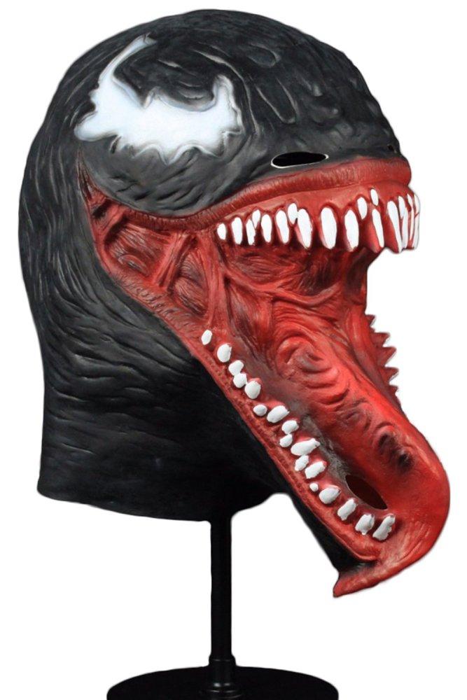 Venom Symbiote Cosplay Mask Latex Helmet Adults