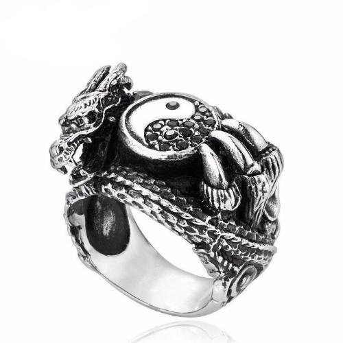 Balance Steel Ring