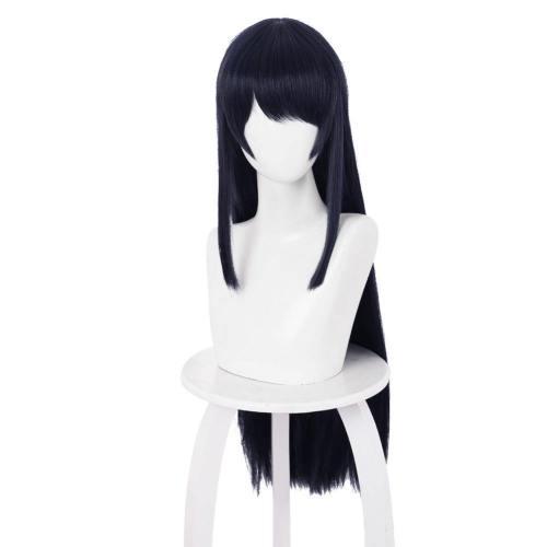Anime Tenkuu Shinpan/High-Rise Invasion-Honjou Yuri Heat Resistant Synthetic Hair Carnival Halloween Party Props Cosplay Wig