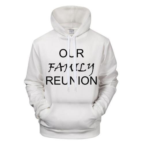 Family Reunion 3D - Sweatshirt, Hoodie, Pullover