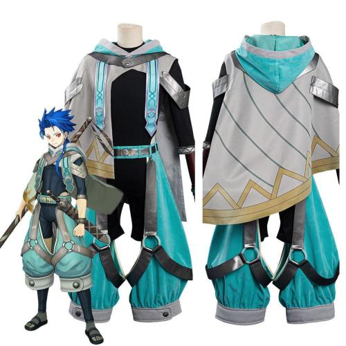 Fate/Grand Order Setanta Jumpsuit Outfits Halloween Carnival Suit Cosplay Costume
