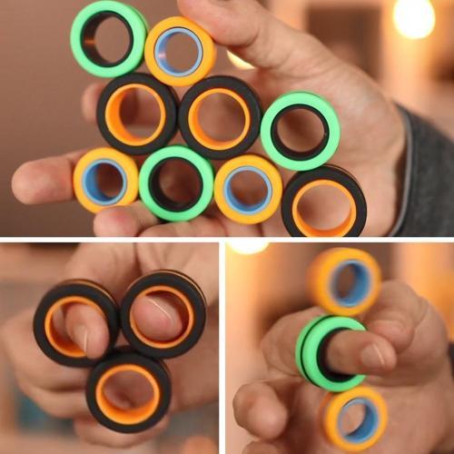 Magnetic Stress Release Fidget
