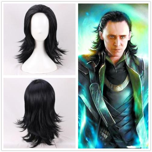 Loki Tv Loki Halloween Carnival Cosplay Wigs