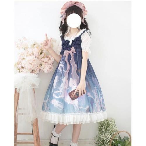 Majestic Jellyfish Dress