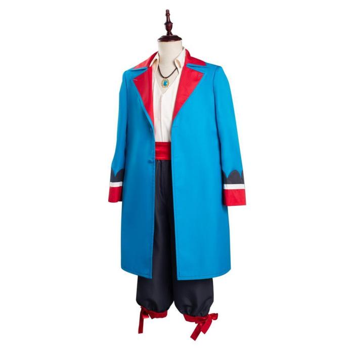 Game Ni No Kuni: Cross Worlds Swordsman Outfits Halloween Carnival Suit Cosplay Costume