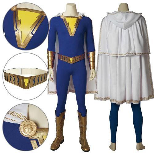 Freddy Freeman Shazam! Cosplay Costume
