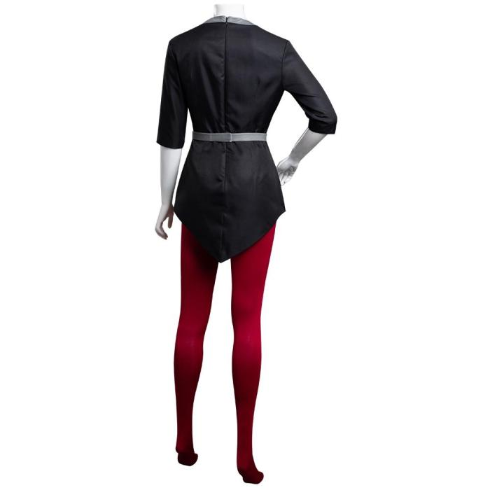 The Owl House Amity Outfits Halloween Carnival Suit Cosplay Costume