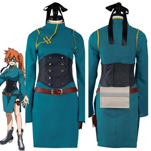 Anime My Hero Academia S5 Kendo Itsuka Outfits Halloween Carnival Suit Cosplay Costume