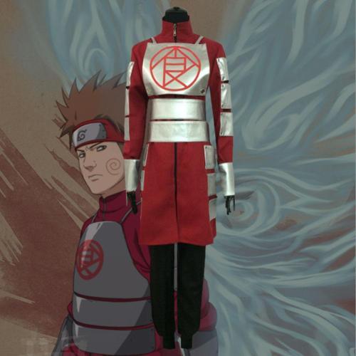 Chōji Akimichi Choji Akimichi From Naruto Halloween Cosplay Costume - B Edition