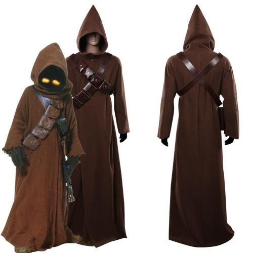 Star Wars Mandalorian-Jawas Outfits Halloween Carnival Costume Cosplay Costume