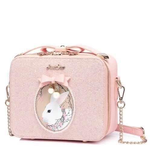 Luxury Bunny Handbag