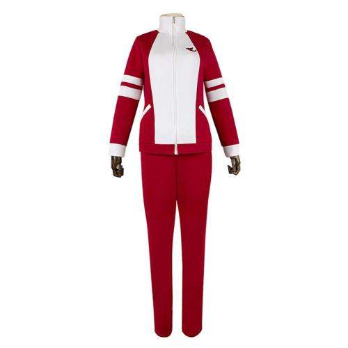 Anime Pretty Derby Silence Suzuka Coat Pants Outfit Halloween Carnival Suit Cosplay Costume