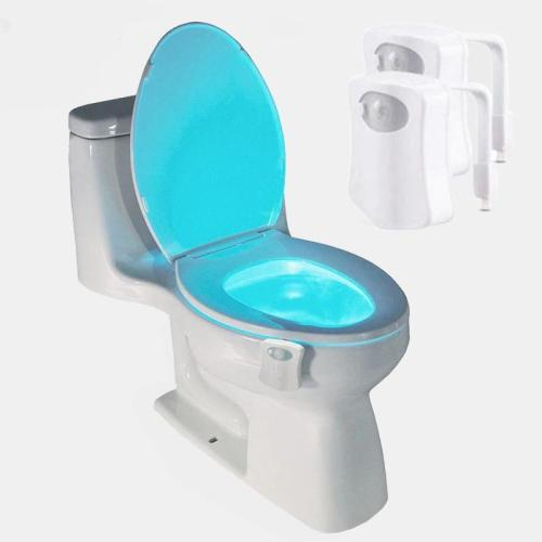 Motion Sensored Toilet Seat Led Light