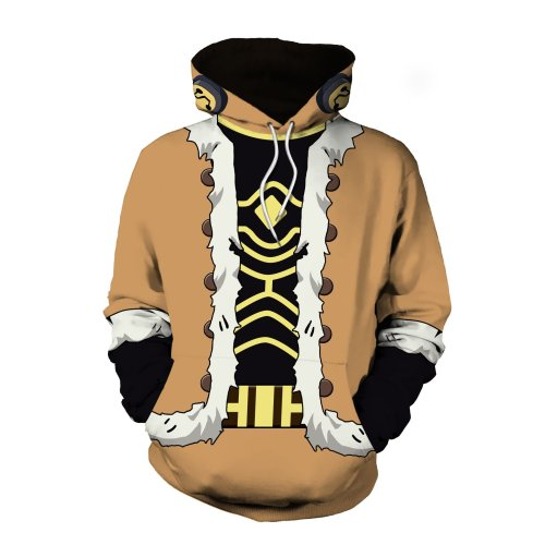 My Hero Academia Anime Hawaks Winged Hero Cosplay Unisex 3D Printed Mha Hoodie Sweatshirt Pullover