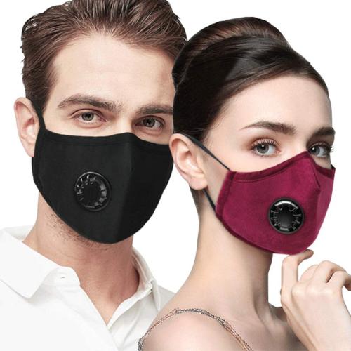 Reusable Filter Mask
