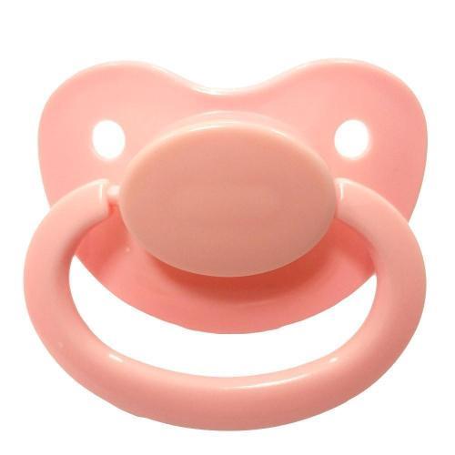 Light Pink Adult Pacifier