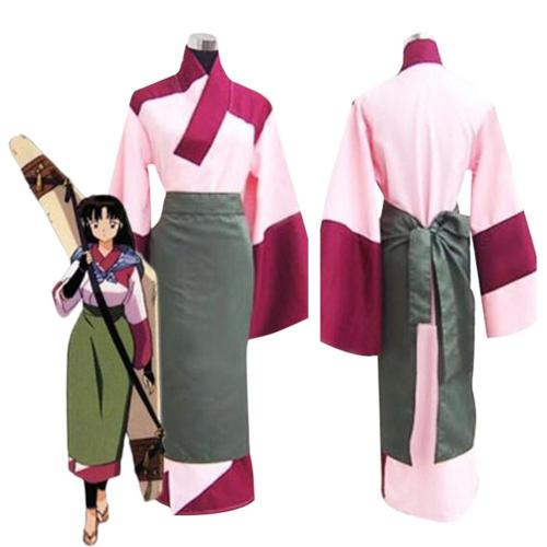 Anime Inuyasha -Sango Outfits Halloween Carnival Suit Cosplay Costume