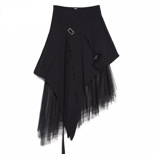 Sorceress Asymmetric Skirt