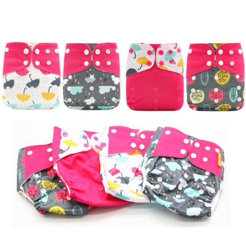 Washable Eco-Friendly Cloth Diaper