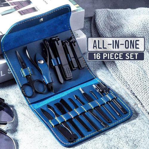Stainless Steel Nail Clippers Kit